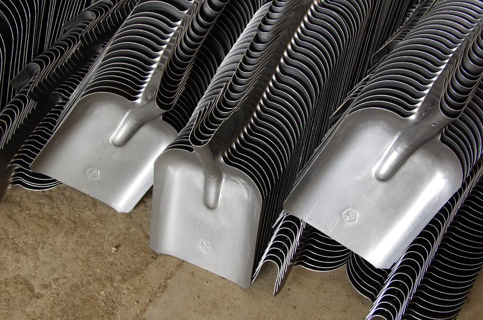 Готовые изделия из оцинкованного металла